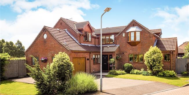 Offers in the region of £425,000, 4 Bedroom Detached House For Sale in Underwood, NG16