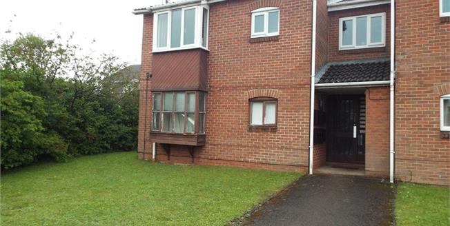 Asking Price £40,000, 1 Bedroom For Sale in Hucknall, NG15