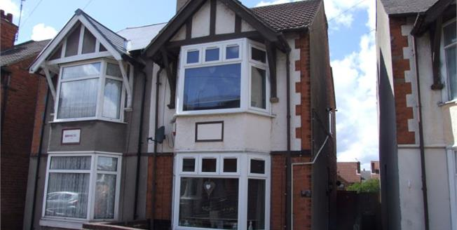 Offers in the region of £95,000, 3 Bedroom Semi Detached House For Sale in Kirkby-in-Ashfield, NG17