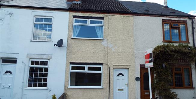 Offers Over £80,000, 2 Bedroom For Sale in Selston, NG16