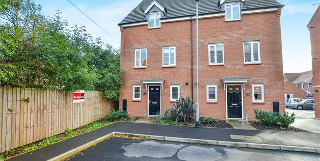Offers Over £140,000, 3 Bedroom End of Terrace House For Sale in Kirkby-in-Ashfield, NG17