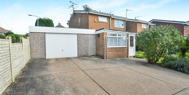 Offers Over £150,000, 3 Bedroom Detached House For Sale in Annesley, NG15