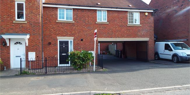Offers Over £100,000, 2 Bedroom Maisonette For Sale in Kirkby-in-Ashfield, NG17