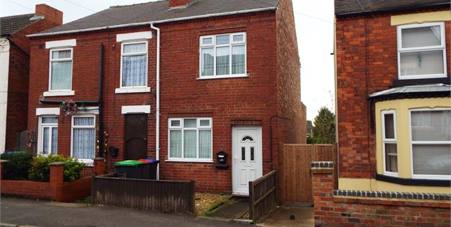 Offers Over £90,000, 3 Bedroom Semi Detached House For Sale in Selston, NG16