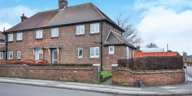 Asking Price £140,000, 3 Bedroom Semi Detached House For Sale in Kirkby-in-Ashfield, NG17