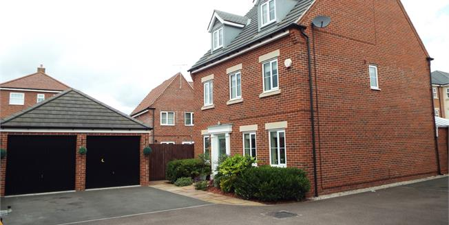 Offers Over £270,000, 5 Bedroom Detached House For Sale in Kirkby-in-Ashfield, NG17