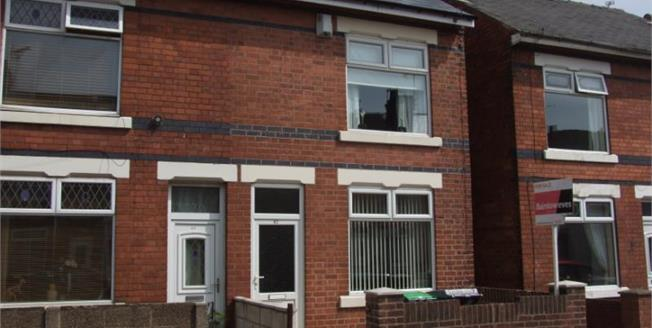 Offers in the region of £85,000, 2 Bedroom Semi Detached House For Sale in Kirkby-in-Ashfield, NG17