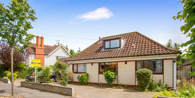 Offers in excess of £479,000, 3 Bedroom Detached Bungalow For Sale in Leicester, LE5
