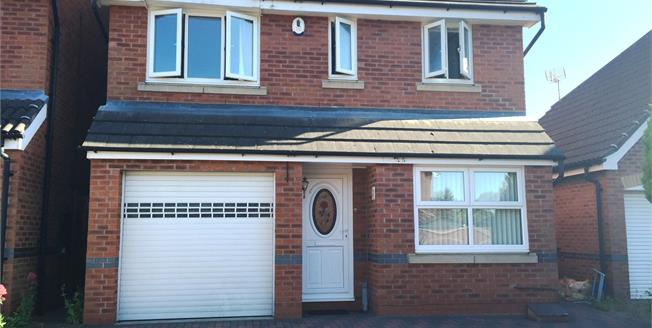 £220,000, 3 Bedroom Detached House For Sale in Hamilton, LE5