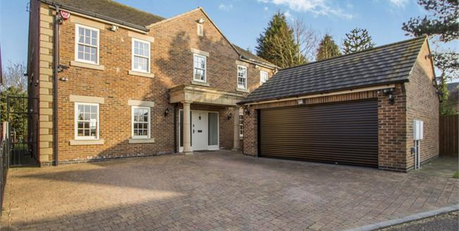 Guide Price £800,000, 5 Bedroom Detached House For Sale in Anstey, LE7