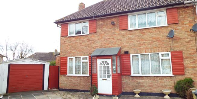 Offers Over £190,000, 3 Bedroom Semi Detached For Sale in Leicester, LE5