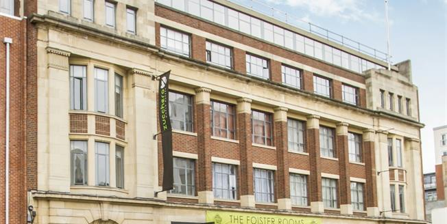 Offers in excess of £140,000, 1 Bedroom Flat For Sale in Leicester, LE1