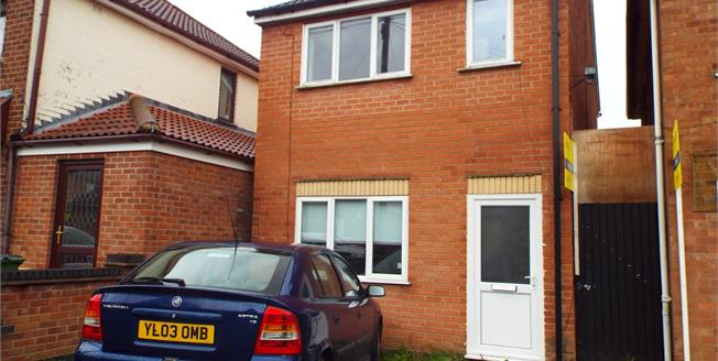 Guide Price £135,000, 2 Bedroom Detached House For Sale in Leicester, LE3