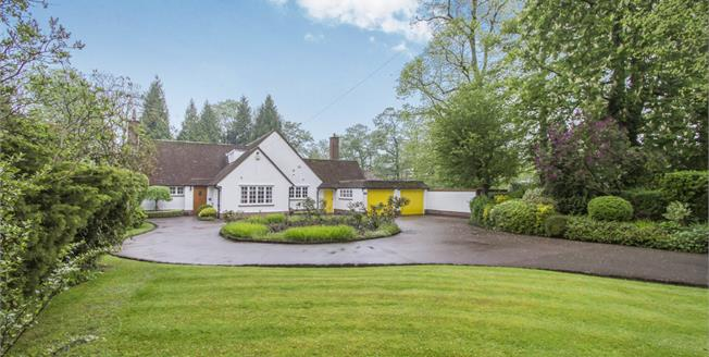 Offers Over £500,000, 3 Bedroom Detached Bungalow For Sale in Leicester, LE5