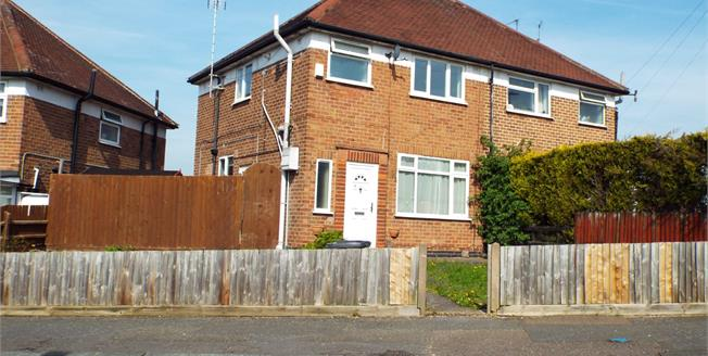 Asking Price £160,000, 3 Bedroom Semi Detached House For Sale in Leicester, LE5