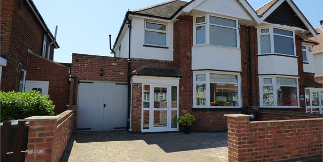 Asking Price £325,000, 4 Bedroom Semi Detached House For Sale in Leicester, LE4