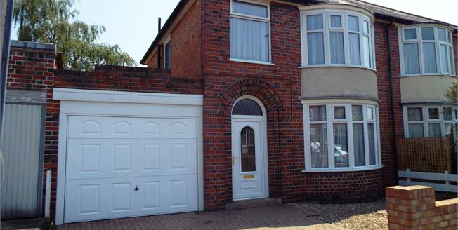 Asking Price £260,000, 3 Bedroom Semi Detached House For Sale in Leicester, LE2