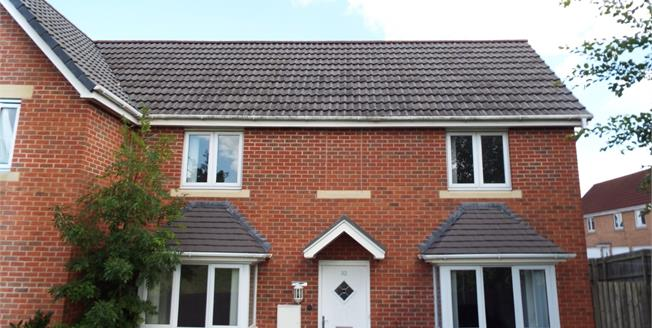 Guide Price £175,000, 3 Bedroom Semi Detached House For Sale in Braunstone, LE3