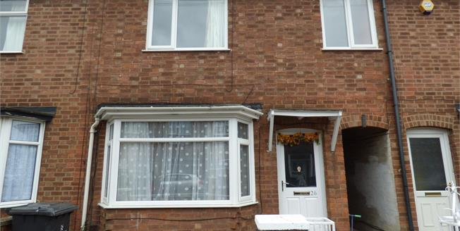Offers in excess of £160,000, 3 Bedroom Terraced House For Sale in Leicester, LE5