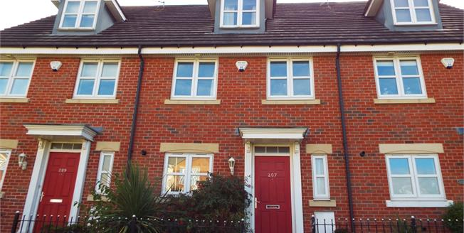 Asking Price £185,000, 4 Bedroom Terraced House For Sale in Hamilton, LE5