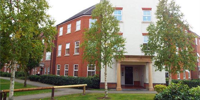 Asking Price £130,000, 2 Bedroom Flat For Sale in Leicester, LE4