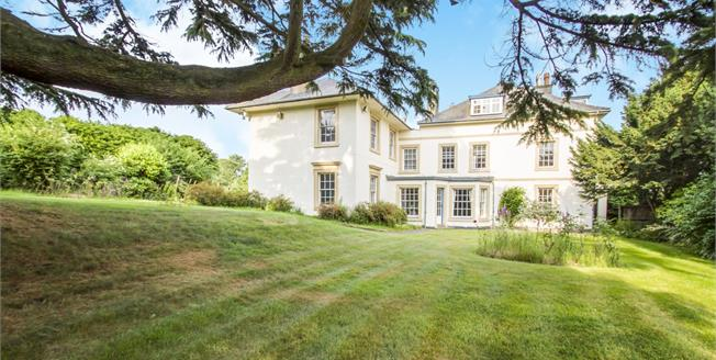 Guide Price £1,000,000, 6 Bedroom Detached House For Sale in Bardon Hill, LE67