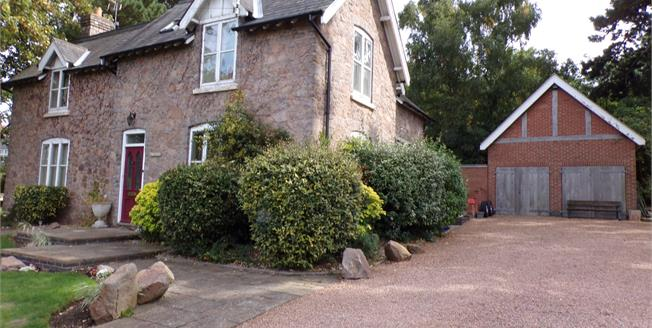 Offers Over £480,000, 4 Bedroom Detached Cottage For Sale in Anstey, LE7