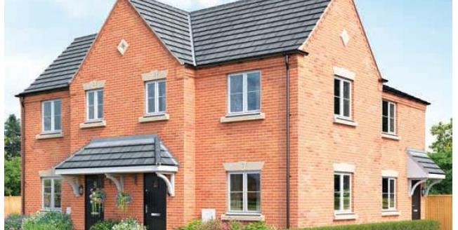 £184,750, 1 Bedroom Flat For Sale in Stoke Golding, CV13
