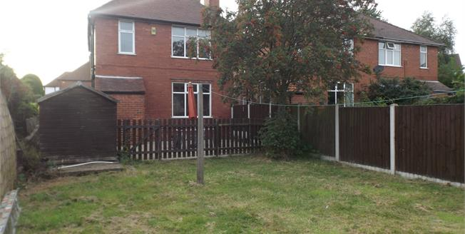 Offers Over £140,000, 3 Bedroom Detached House For Sale in Nottinghamshire, NG18