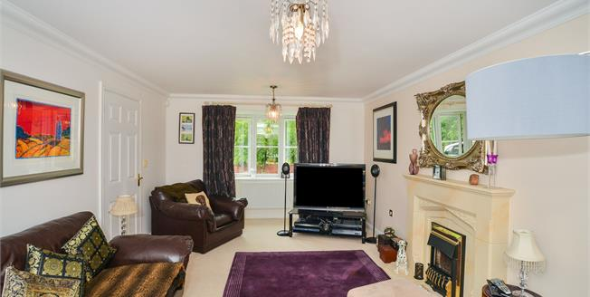 Guide Price £350,000, 5 Bedroom Detached House For Sale in Mansfield, NG18