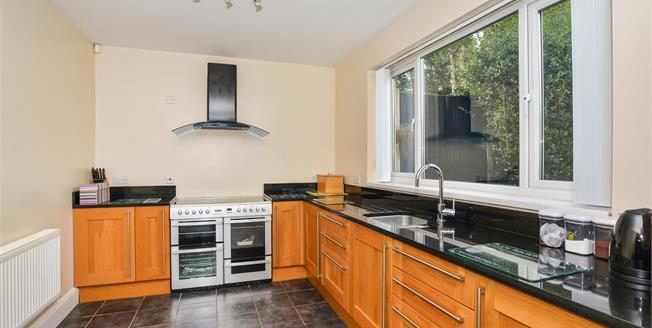 £230,000, 5 Bedroom Detached House For Sale in Mansfield, NG18