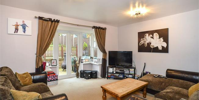 Guide Price £180,000, 4 Bedroom Detached House For Sale in Mansfield, NG18