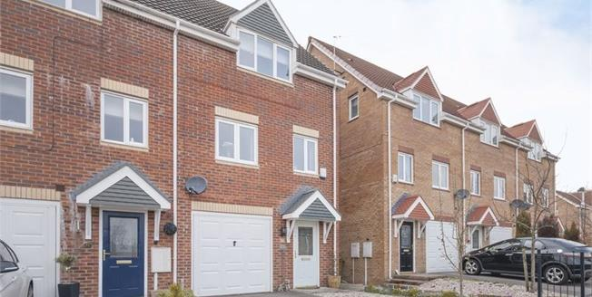 Offers Over £140,000, 3 Bedroom End of Terrace House For Sale in Mansfield, NG18