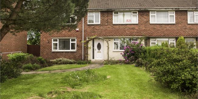 Offers Over £80,000, 2 Bedroom Flat For Sale in Mansfield, NG19