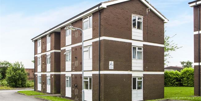 Offers Over £45,000, 1 Bedroom Flat For Sale in Mansfield, NG18