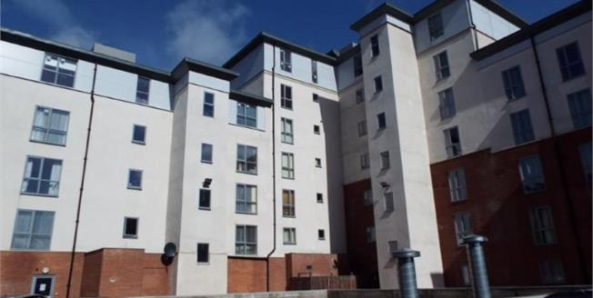 Guide Price £40,000, 1 Bedroom Flat For Sale in Mansfield, NG18
