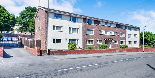 Guide Price £50,000, 1 Bedroom Flat For Sale in Mansfield, NG18