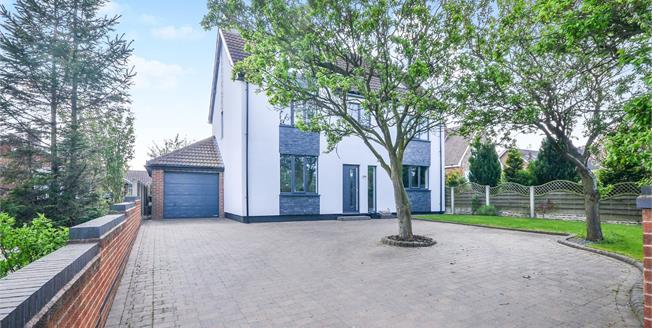 Guide Price £350,000, 5 Bedroom Detached House For Sale in Mansfield, NG19