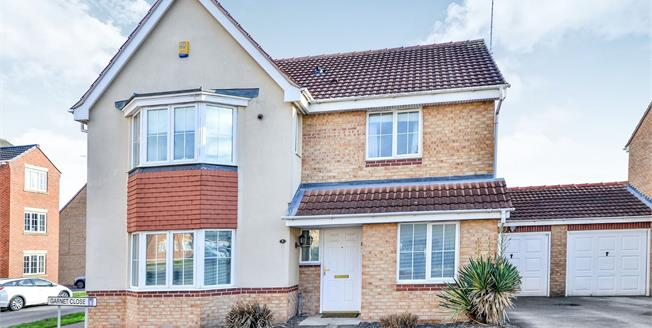 Offers Over £230,000, 4 Bedroom Detached House For Sale in Mansfield, NG18