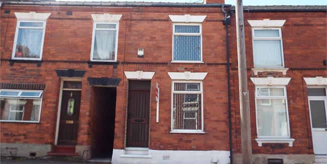 Asking Price £60,000, 3 Bedroom Terraced House For Sale in Mansfield, NG18