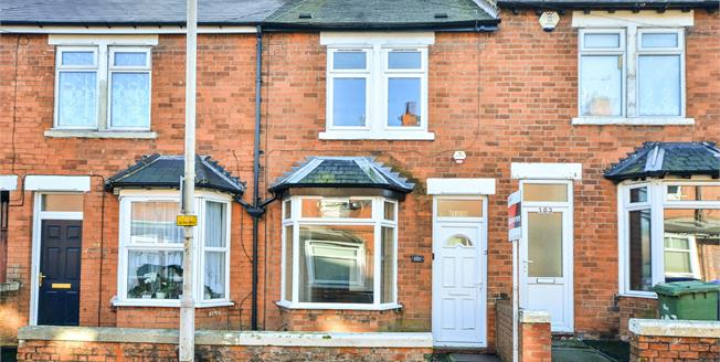 Asking Price £70,000, 2 Bedroom Terraced House For Sale in Mansfield, NG18