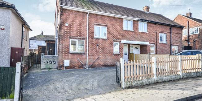 Asking Price £125,000, 3 Bedroom Semi Detached House For Sale in Mansfield, NG19