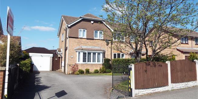 Asking Price £154,950, 3 Bedroom Semi Detached House For Sale in Mansfield, NG18
