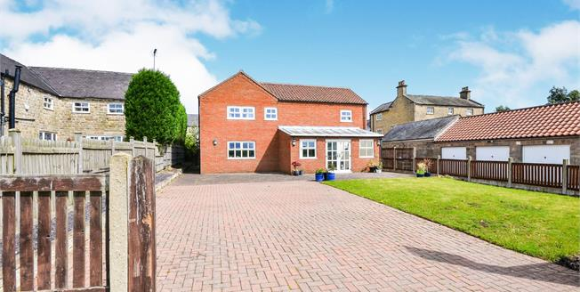 Asking Price £350,000, 4 Bedroom Detached House For Sale in Mansfield, NG18