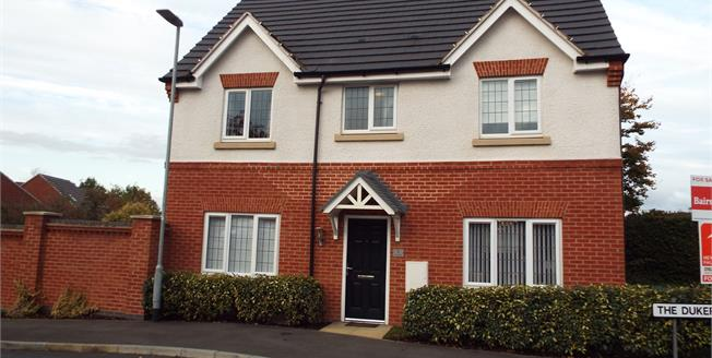 Asking Price £220,000, 3 Bedroom Detached House For Sale in Mansfield, NG18