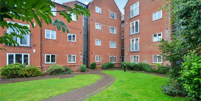 Offers Over £70,000, 2 Bedroom Flat For Sale in Mansfield, NG18