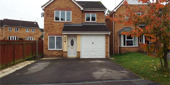 Asking Price £180,000, 3 Bedroom Detached House For Sale in Mansfield, NG18