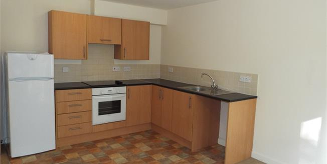 Offers Over £65,000, 2 Bedroom Flat For Sale in Mansfield, NG18
