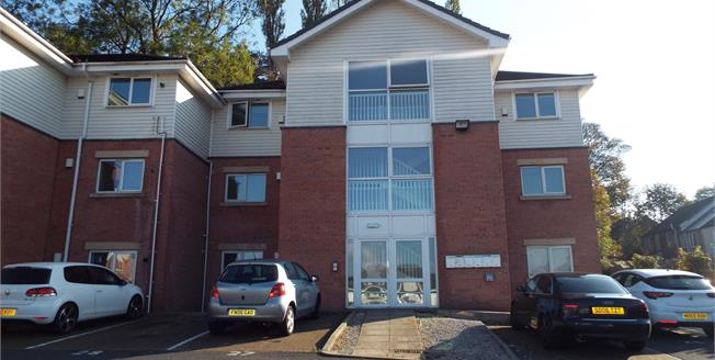 Guide Price £60,000, 2 Bedroom Flat For Sale in Mansfield, NG18