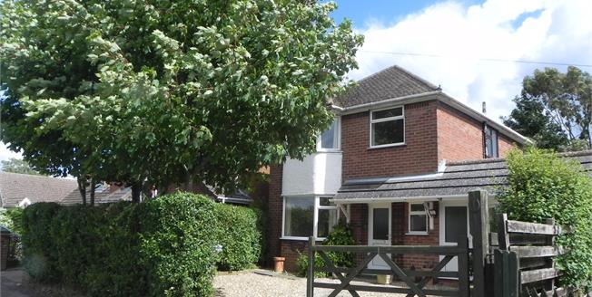 Guide Price £280,000, 4 Bedroom Detached House For Sale in Wilbarston, LE16